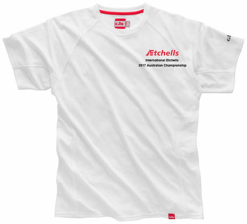 Etchells Australian National Championship UV Short Sleeve T