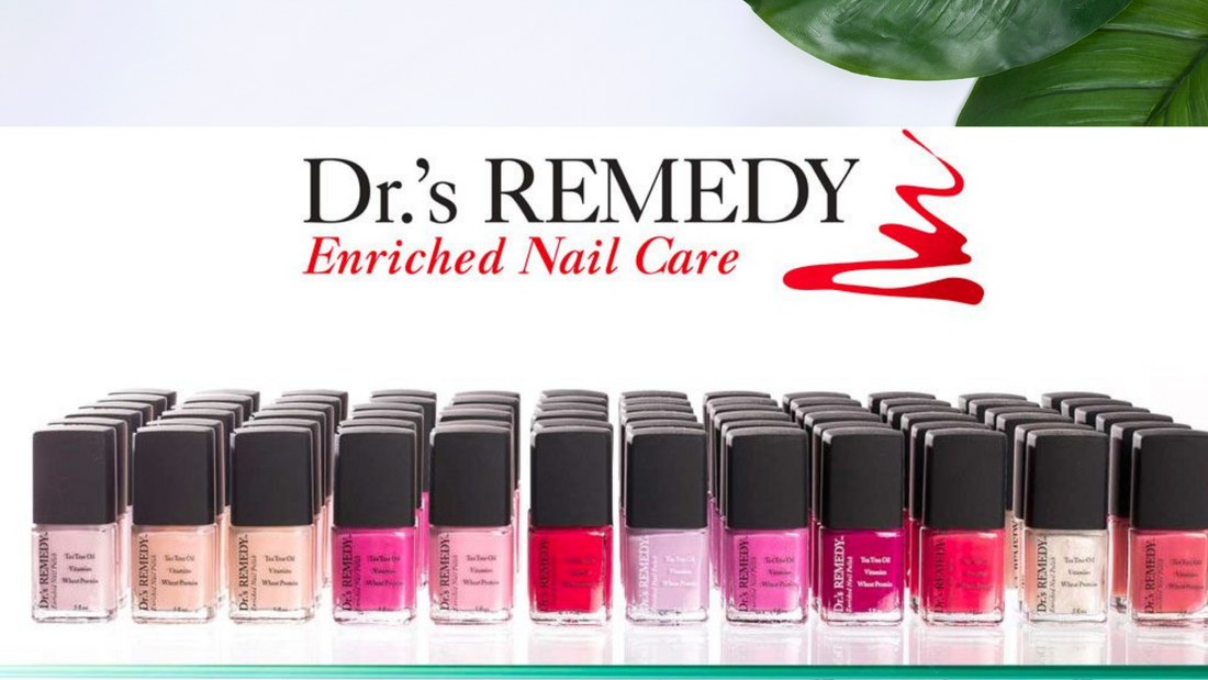 Drs Remedy Nail Care