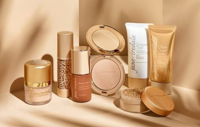 The Good Glow - All you need to know about Jane Iredale and some top tips!