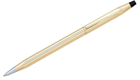Classic Century - 10 Carat Gold Filled/ Rolled Gold Ballpoint Pen