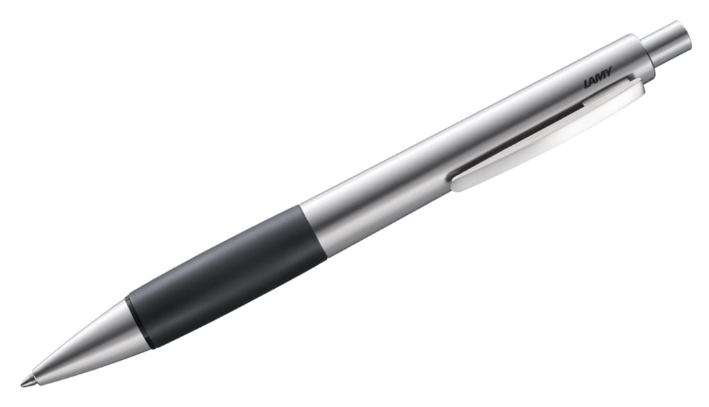 Accent - Aluminum Ballpoint Pen (Rubber Grip)