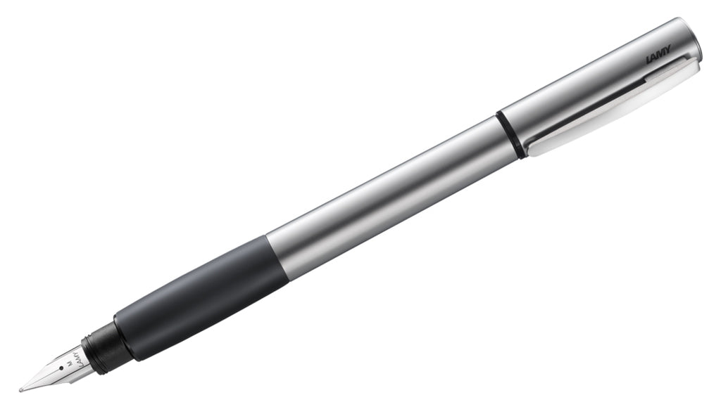 Accent - Aluminum Fountain Pen (Rubber Grip)