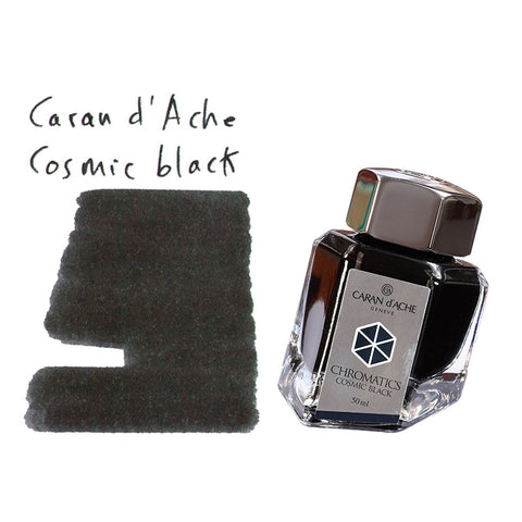 COSMIC BLACK (50 ml bottle of ink)