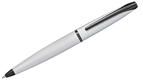 ATX - Brushed Chrome Ballpoint Pen
