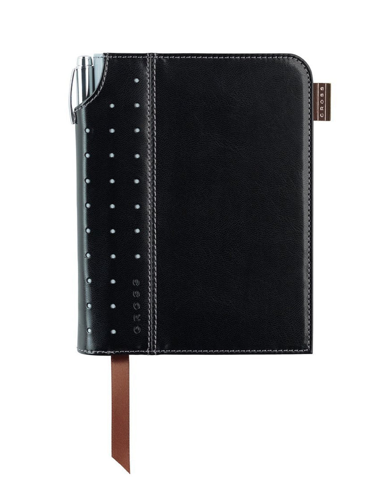 Small Black Signature Journal with Pen