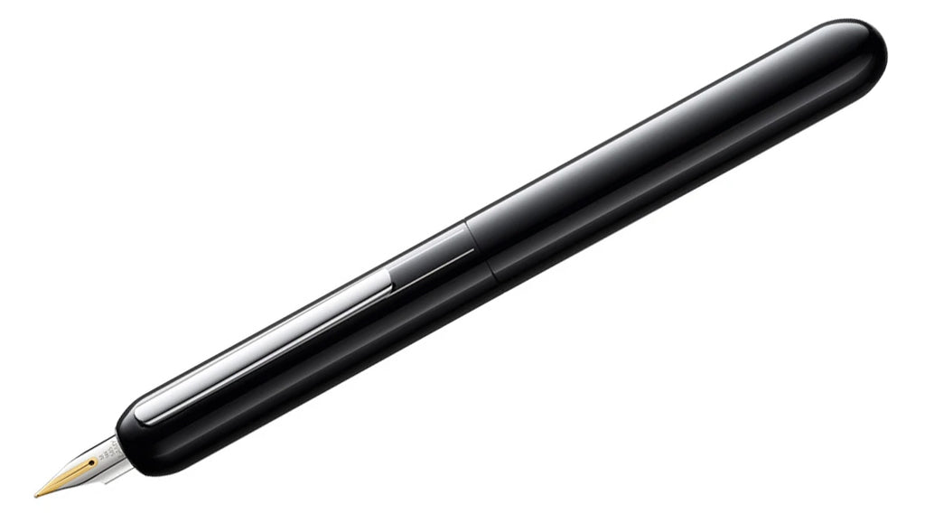 Dialog 3 - Piano Black Fountain pen