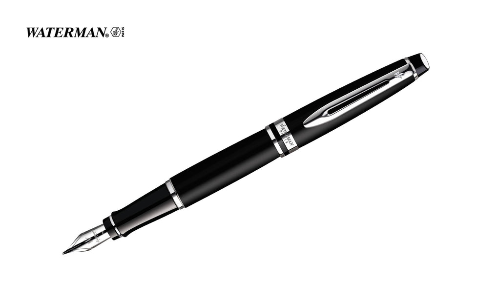 Expert - Matte Black Fountain Pen