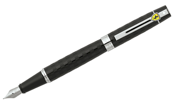 Scuderia Ferrari 300 by Sheaffer - Black Chequered Flag Fountain Pen