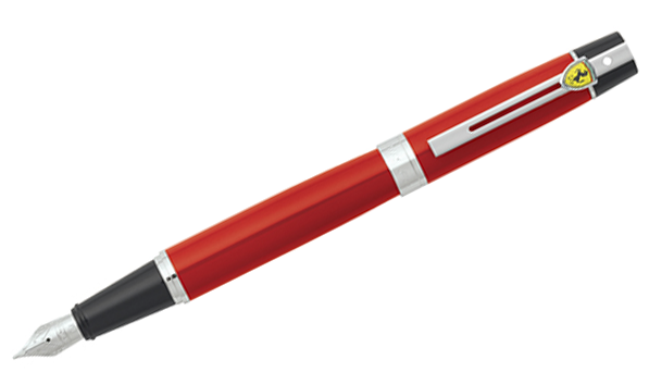 Scuderia Ferrari 300 By Sheaffer Red Fountain Pen Pens Corner