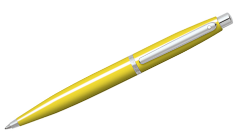 Scuderia Ferrari VFM by Sheaffer - Yellow Ballpoint Pen