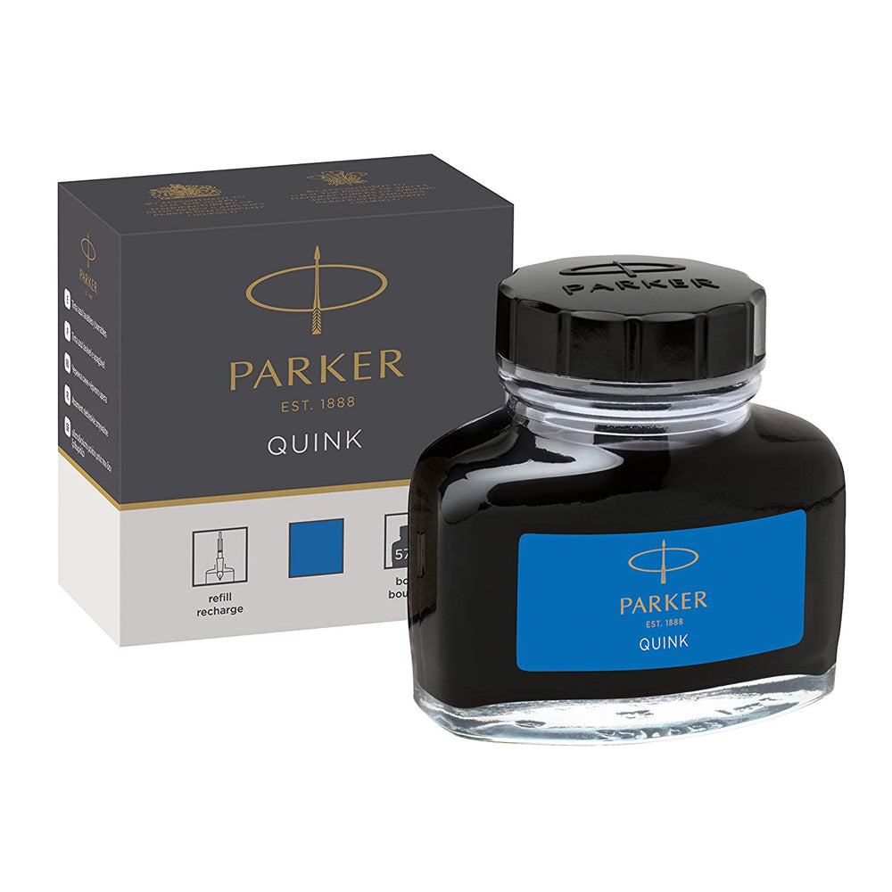 Quink Ink Bottle - Washable Blue