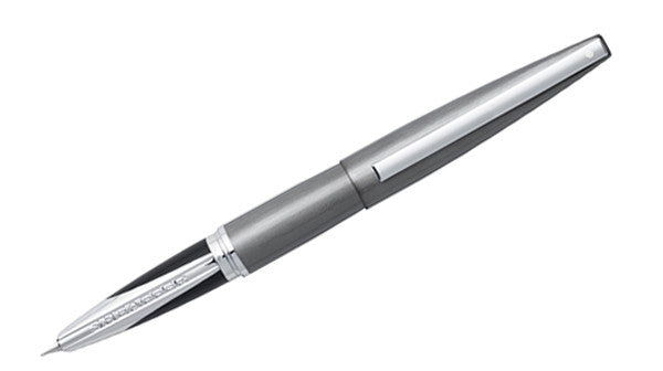 Taranis - Icy Gunmetal CT Fountain Pen