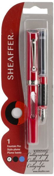Sheaffer - Calligraphy Single Fountain Pen - Fine Nib