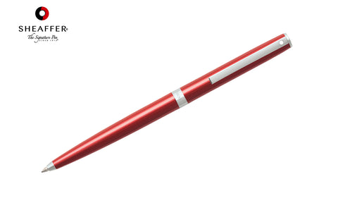 Sagaris™ - Metallic Red Ballpoint Pen