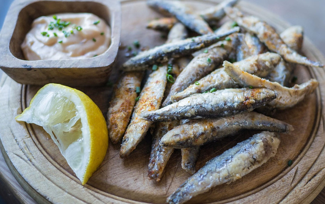 Breaded Whitebait
