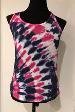 Load image into Gallery viewer, Made To Order Ladies Tie Dye Tank