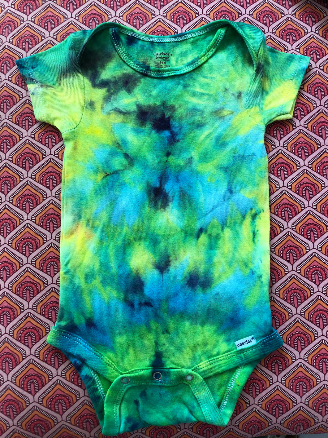 Infant Ice Dye Size 6-9 months