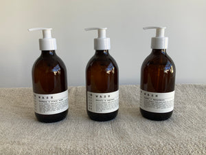 Organic Wash, Cedar and Spearmint