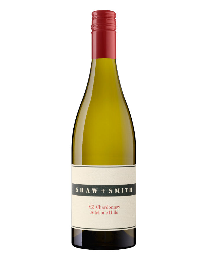 Shaw + Smith M3 Chardonnay 2018 (Adelaide Hills, Australië)