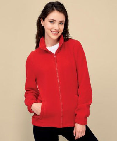 54500 Ladies North Fleece Full Zip Jacket