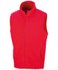 116RX Womens Core microfleece gilet