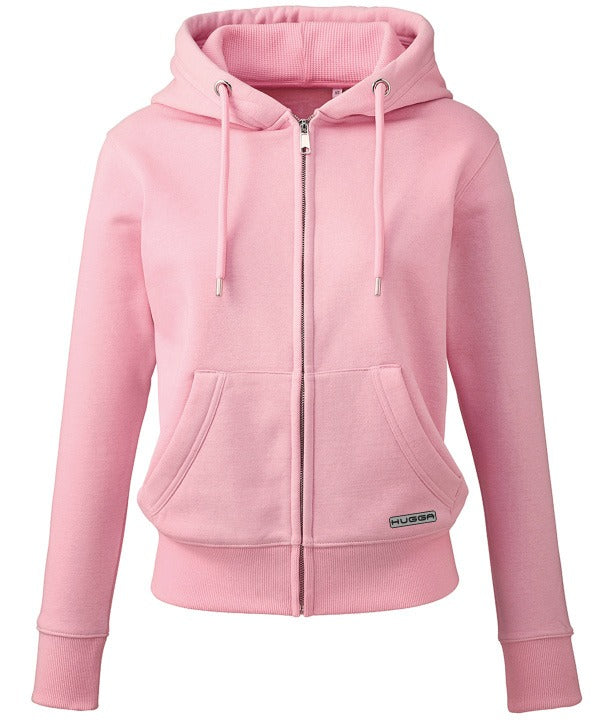004AM Women's Recycled Polyester full-zip hoodie