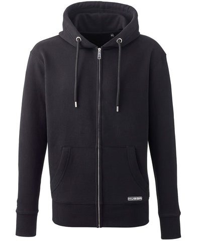 002AM Men's full-zip hoodie