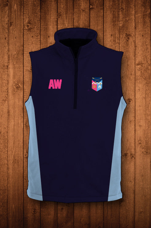 PARR'S PRIORY RC Gilet - HUGGA Rowing Kit