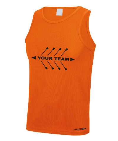 ADD YOUR TEAM NAME PRINTED COOL VEST