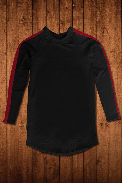 DOWNING COLLEGE LS COMPRESSION TOP - HUGGA Rowing Kit