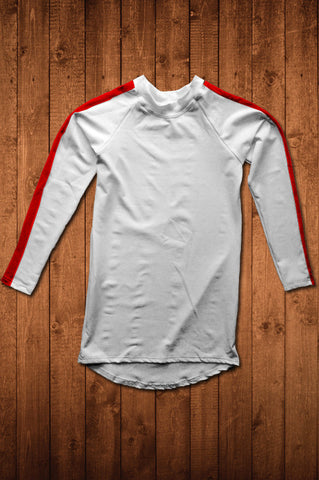 KINGSTON RC JUNIORS LS COMPRESSION TOP