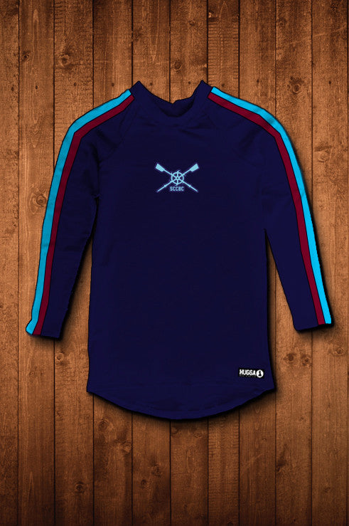 St Catherine's College BC LS COMPRESSION TOP - HUGGA Rowing Kit