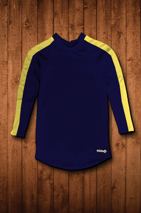 PETERBOROUGH CITY RC LS COMPRESSION TOP - HUGGA Rowing Kit