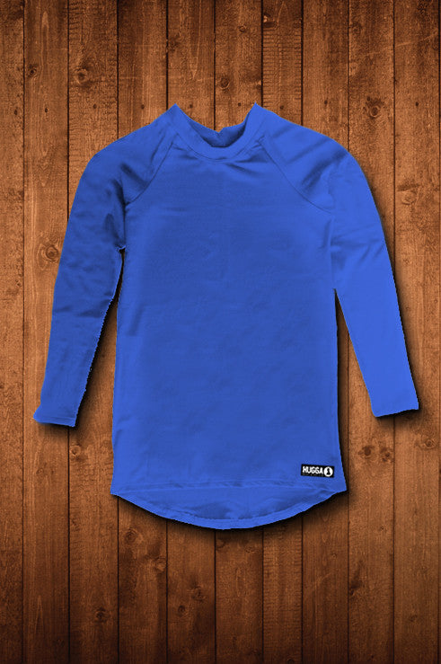 DOVER ROWING CLUB LS COMPRESSION TOP - HUGGA Rowing Kit