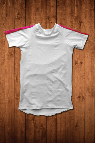 TwRC SS Compression Top (WHITE)