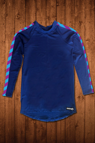WEYFARERS LS COMPRESSION TOP