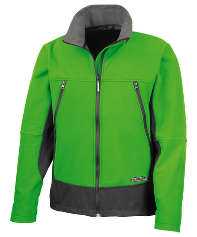 120RA Weather Resistance Softshell activity jacket