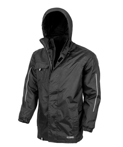 236RX 3-in-1 transit jacket with softshell inner
