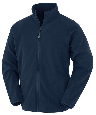 903RX Recycled fleece polarthermic jacket