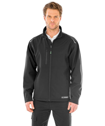 900RX Recycled 3-layer softshell jacket