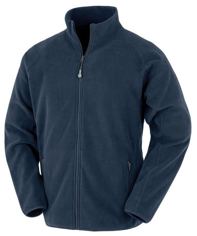 907RX Recycled microfleece jacket