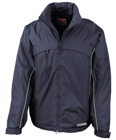 78REA  Waterproof crew jacket