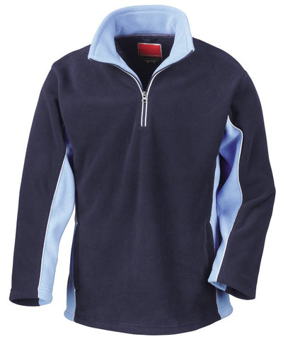 86REA Tech3™ QTR Zip sport fleece