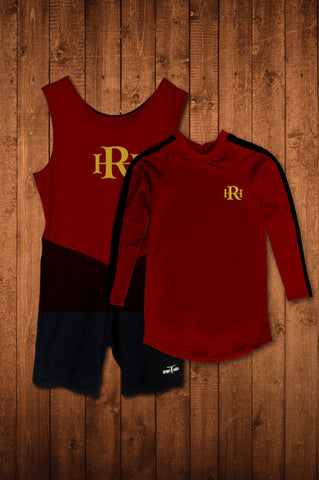 Radnor Rowing Suit & Long Sleeve Bundle