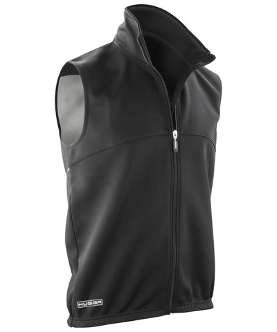 262SF Women's airflow Sports Softshell gilet