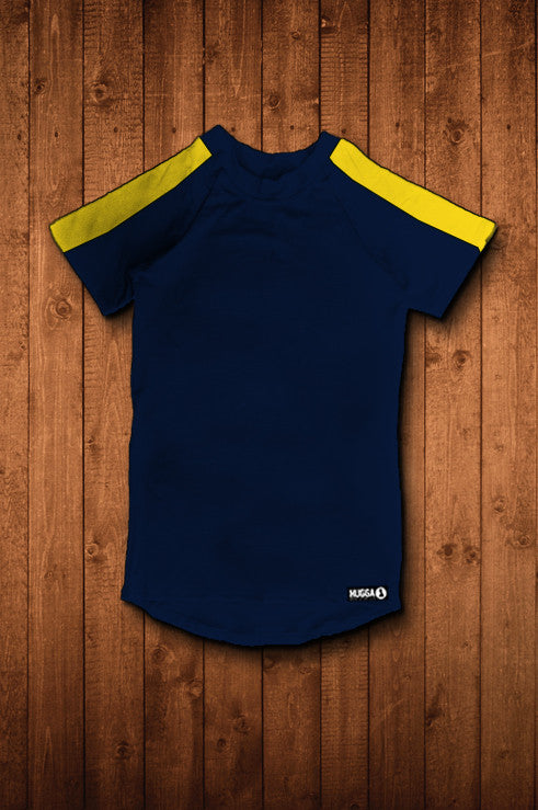 PENGWERN BC SS Compression Top (NAVY)