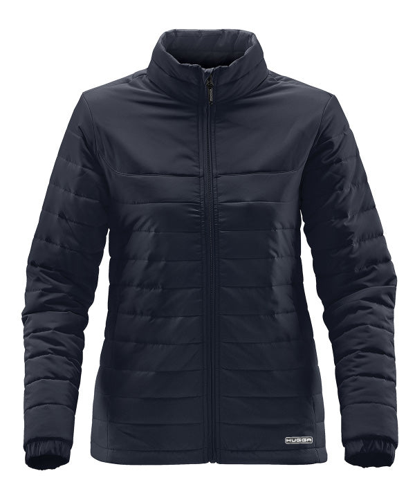 185ST Women's Nautilus quilted jacket