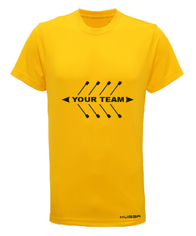 Add Your Team Name Printed Performance T-Shirt