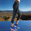 030 Capri fitness leggings