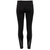 034 Mesh tech panel leggings full-length